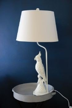 Delicieux Parrot Table Lamp 29