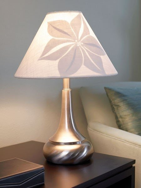 Rice Paper Table Lamp 8
