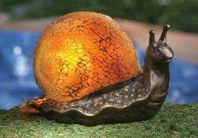 Snail Lamp Foter