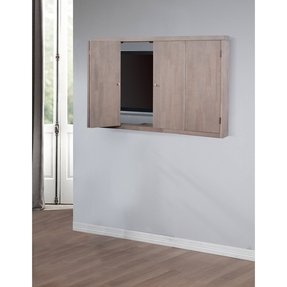 Surprising Wall Mounted Media Storage Cabinet Ideas On Foter Download Free Architecture Designs Aeocymadebymaigaardcom