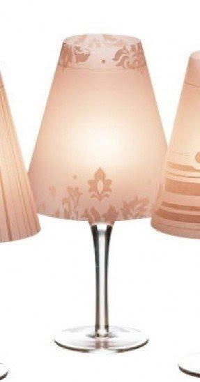 Glass tealight lamp foter tea light lamp shades aloadofball Gallery