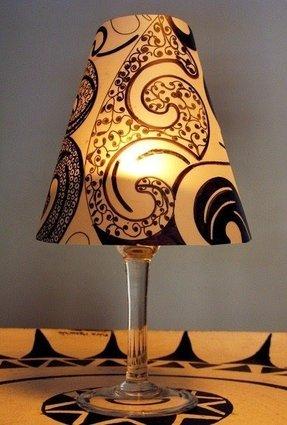 Glass tealight lamp foter tealight lamps aloadofball Gallery