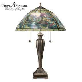 Thomas kinkade lamps 2