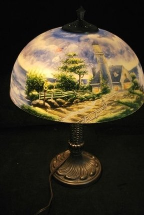 Thomas Kinkade Lamps Foter