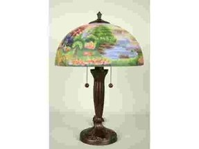 Thomas kinkade lamps 35