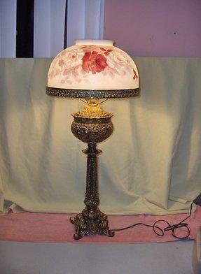 Gold Ornate Table Lamp Foter