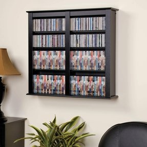 Wall Mounted Media Storage Cabinet - Ideas on Foter