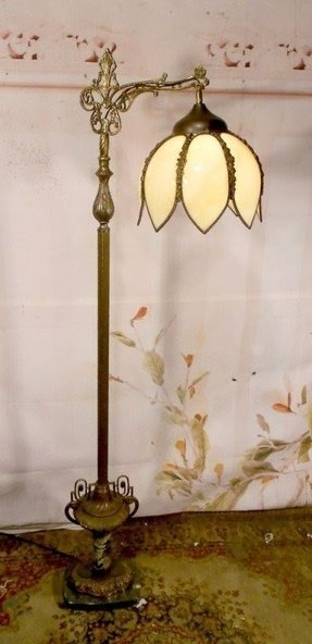 Antique Bridge Lamps Ideas On Foter