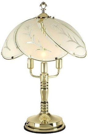 Base flower touch lamps 19