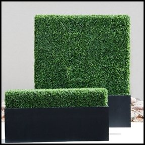 Boxwood topiary artificial 6