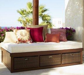 Outdoor Furniture Cushion Storage Foter