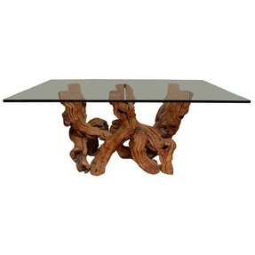 Wood Base Glass Top Dining Table For 2020 Ideas On Foter