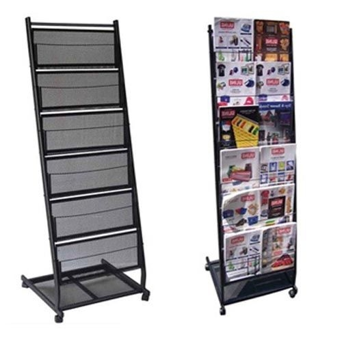 Free Standing Literature Rack Ideas On Foter
