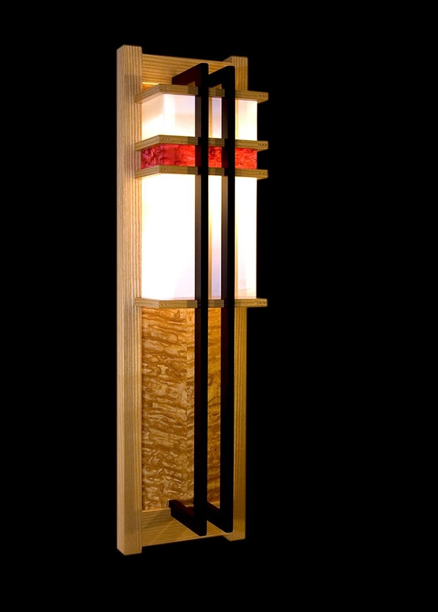 Exceptional Frank Lloyd Wright Lamp