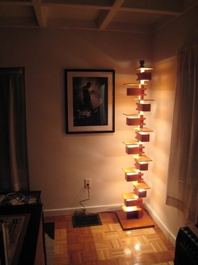 Frank Lloyd Wright Style Lamp Foter