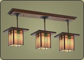 Frank Lloyd Wright Play Room Art Glass Design