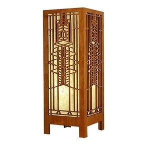 Frank Lloyd Wright Style Lamp Ideas On Foter