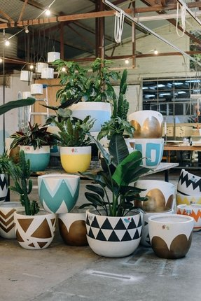 Large Indoor Plant Pots 26
