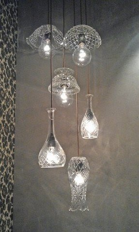 Lead Crystal Lamp Ideas On Foter