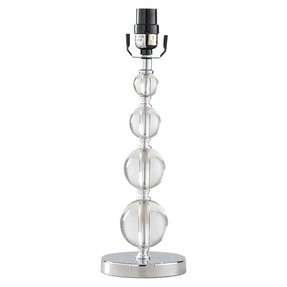 Lucite lamp base 35