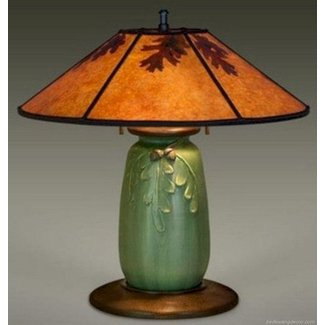 Mission style lamp shades 1