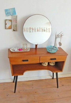 Modern Bedroom Vanity Table Foter