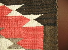 Native american style area rugs