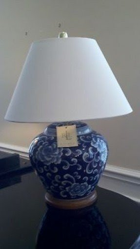 Blue And White Porcelain Table Lamps Foter