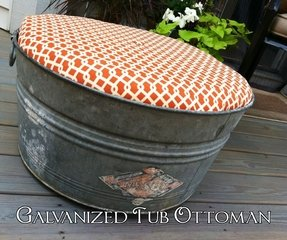 Outdoor ottomans 2