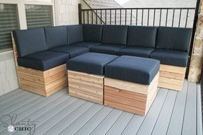 Outdoor ottomans 3
