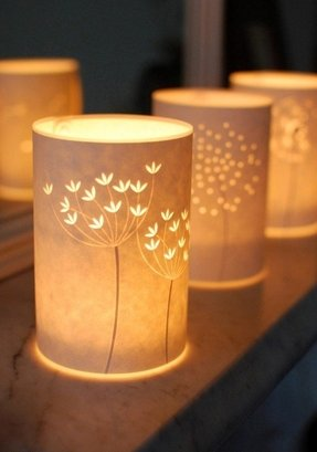 Paper Lantern Table Lamp Foter