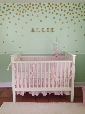 Pink wall decals 16