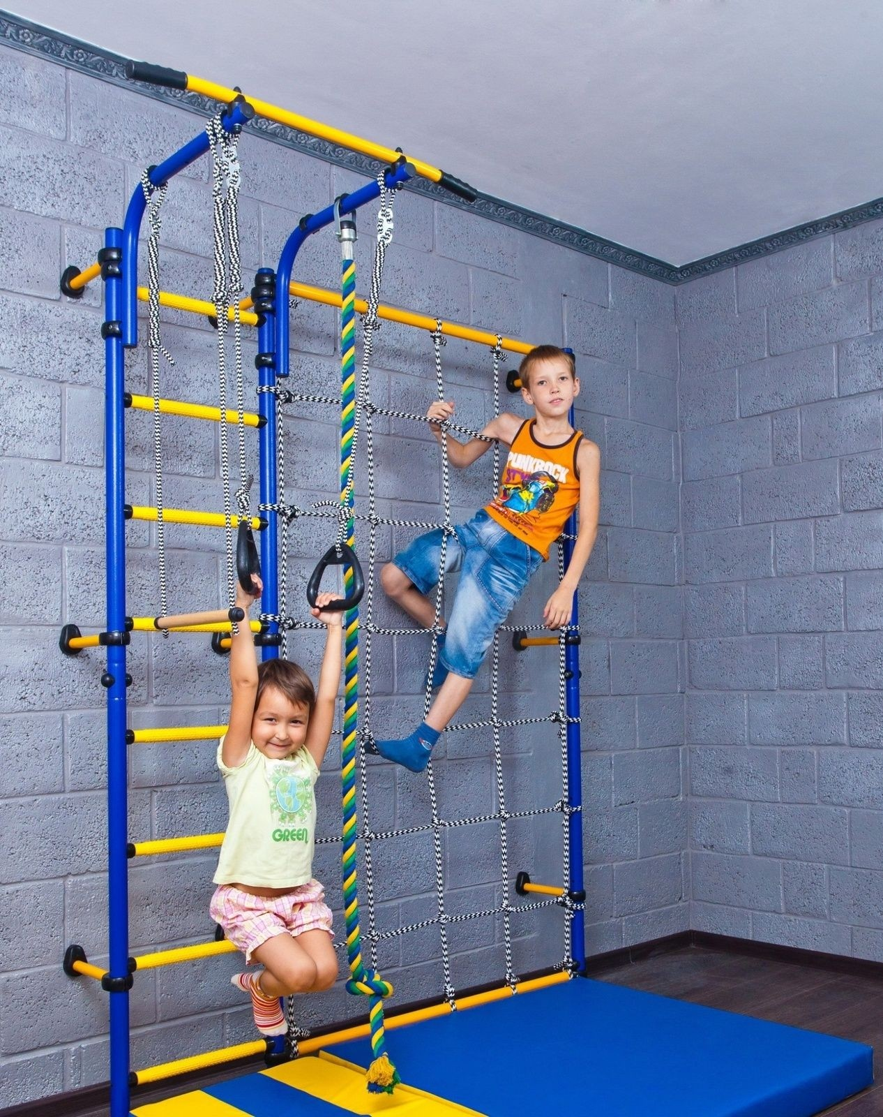 Pvc pipe exercise equipment