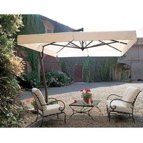 Rectangular Cantilever Umbrella Foter