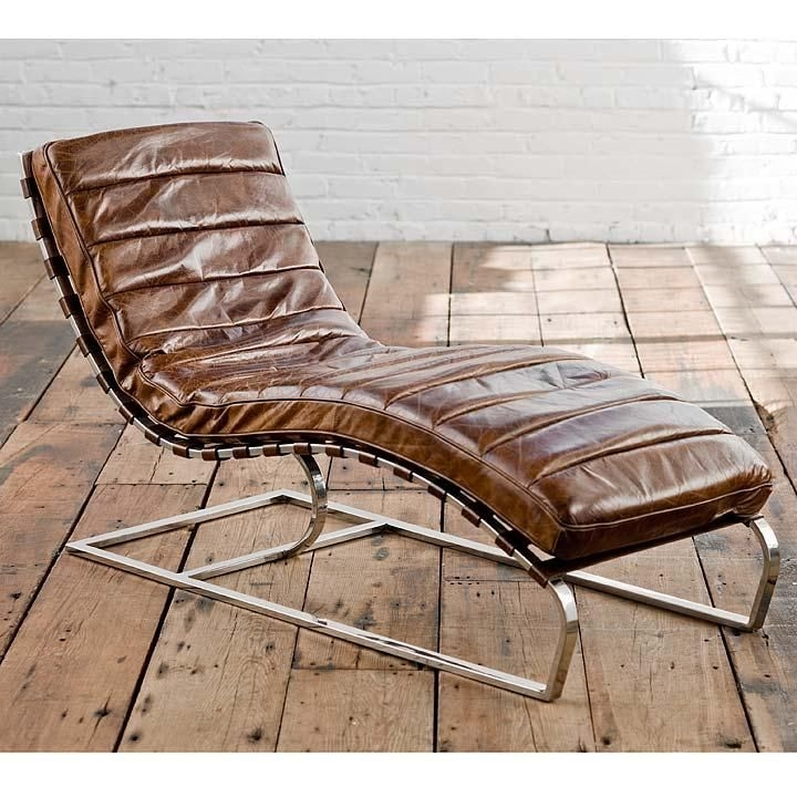 Small Chaise Lounge Chair 5
