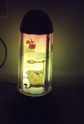 Spongebob Squarepants Spongebob Lamp Foter