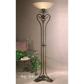 Tuscan floor lamp 3