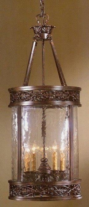 Tuscan Style Table Lamps