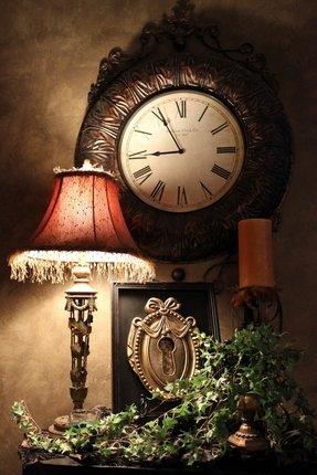 Tuscany Table Lamp Foter