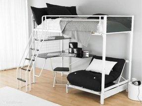 White Ikea Chaise