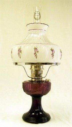 Victorian Hurricane Lamp Ideas On Foter