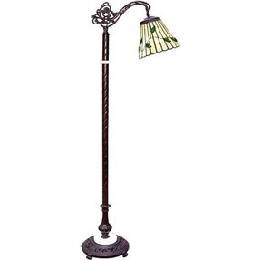 Vine floor lamp foter vine floor lamp 1 aloadofball Choice Image