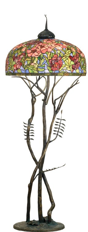 Vine floor lamp 13