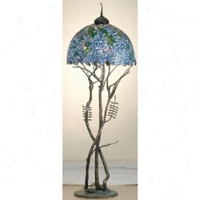Vine floor lamp foter vine floor lamp 31 aloadofball Choice Image