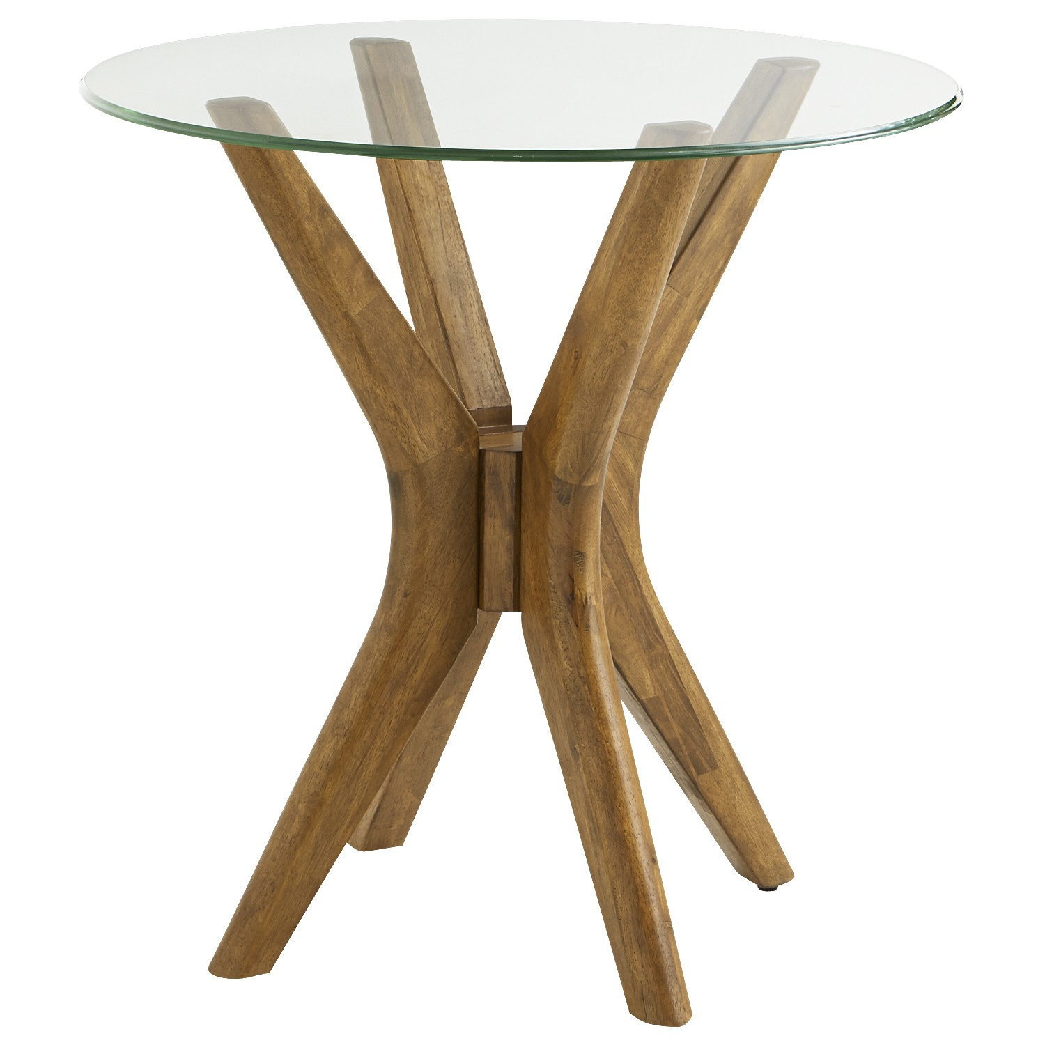 Wood Table Bases For Glass Tops