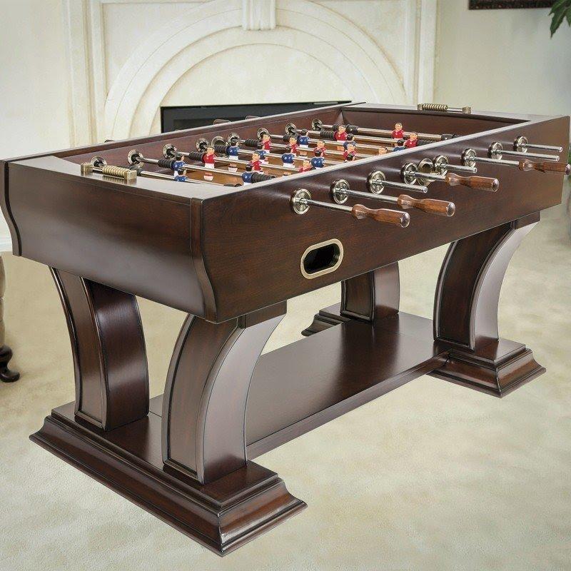 Attirant Wooden Football Table
