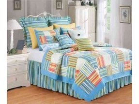 Beach themed comforter sets 2