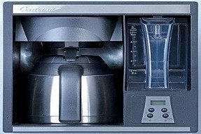 Black and decker space saver coffee maker