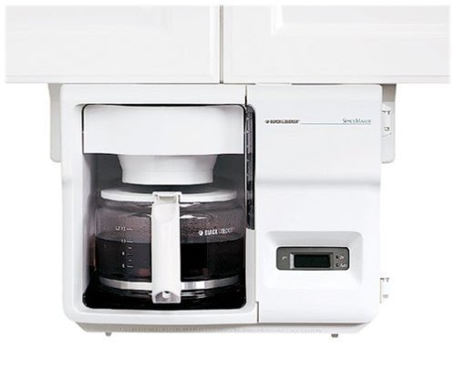 Bon Under Cabinet Coffee Maker. Black Decker Odc325n Space Saving Under The Cabinet  Mounting To