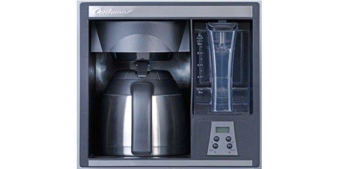 Cabinet Mount Coffee Maker